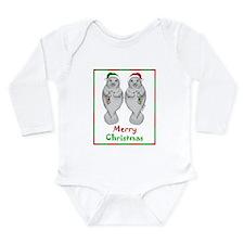 Merry Manatee Body Suit