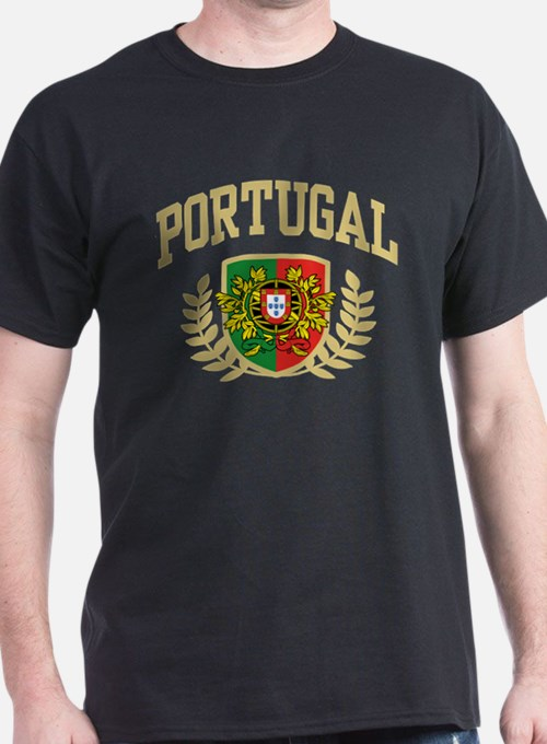 portugal t shirts cafepress. Black Bedroom Furniture Sets. Home Design Ideas
