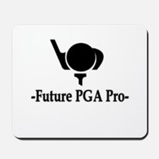 """""""Future PGA Pro"""" Mousepad"""