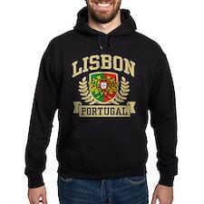 Lisbon Portugal Hoody