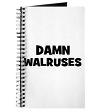 Damn Walruses Journal