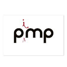 PiMP Pocket.png Postcards (Package of 8)