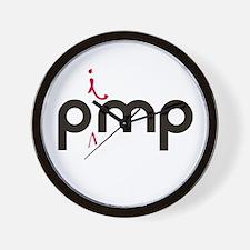 PiMP Pocket.png Wall Clock