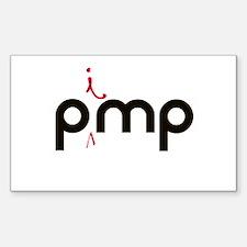 PiMP Pocket.png Sticker (Rectangle 10 pk)