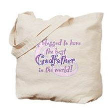 Blessed Godfather PK Tote Bag