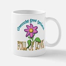 GRAMMIES GROW GARDENS FULL OF LOVE Mug