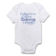 Blessed Godparent BL Infant Bodysuit