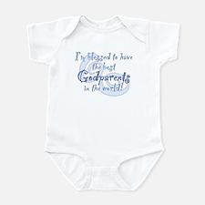 Blessed Godparent BL Infant Bodysuit