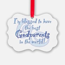 Blessed Godparent BL Ornament