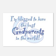 Blessed Godparent BL Postcards (Package of 8)