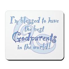 Blessed Godparent BL Mousepad
