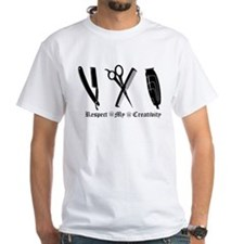 Barber Tools of the Trade T-Shirt