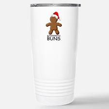 Buns Stainless Steel Travel Mug
