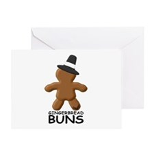 Buns Greeting Card