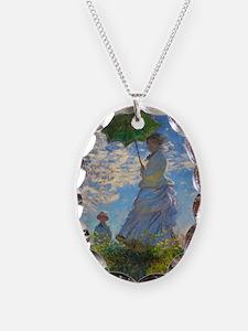 Monet - Parasol Necklace