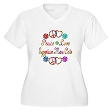 Egyptian Mau Cats T-Shirt