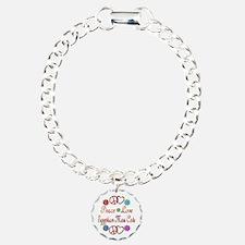 Egyptian Mau Cats Bracelet