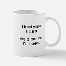 Player Coach Mug