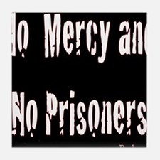 No Mercy and No Prisoners - Psalm 149 on Black Til