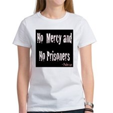 No Mercy and No Prisoners - Psalm 149 on Black Wom