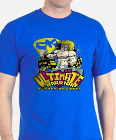 "Ultimate Warrior ""Superhero"" T-Shirt"