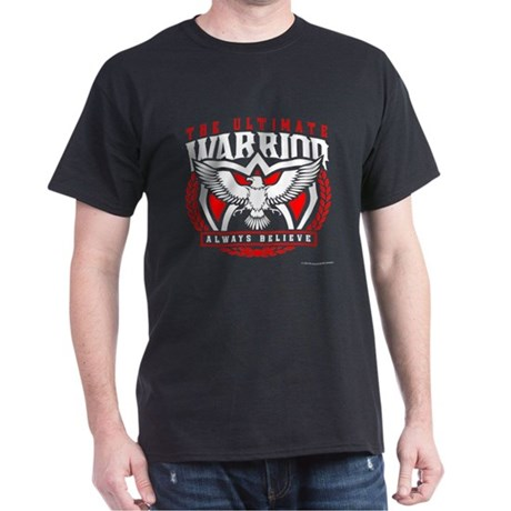 """Ultimate Warrior """"Always Believe"""" Crest"""