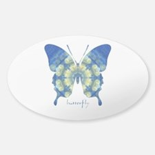 Samadhi Butterfly Decal