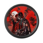 Nocturnals Eve & Rictus Large Wall Clock