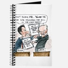 Paul Ryan VS Todd Akin HR13 Journal