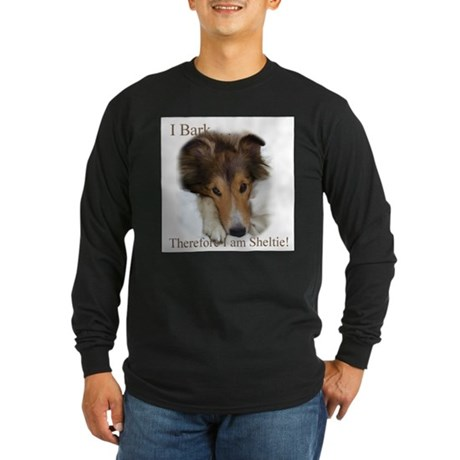 ibarktherefore2 Long Sleeve T-Shirt