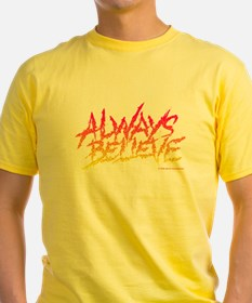 "Ultimate Warrior ""Always Believe"" Blazin"