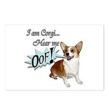 I am Corgi... Postcards (Package of 8)