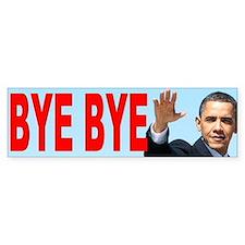 Bye Bye Bumper Stickers