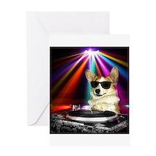 DJ Dott Greeting Card