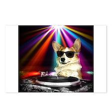 DJ Dott Postcards (Package of 8)