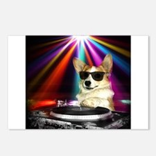 DJ Dott Postcards (Package of 8)