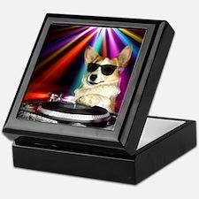 DJ Dott Keepsake Box