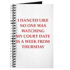 dancing Journal