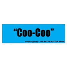 Coo-Coo, Goldie Appleby - Betty Hutton Show