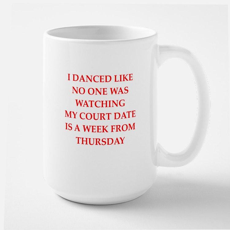 dancing Large Mug