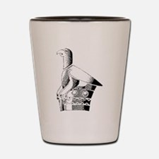 Great Zimbabwe Bird Shot Glass
