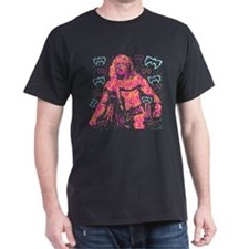 "Ultimate Warrior ""Warrior Cry"" T-Shirt"