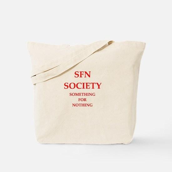 SFN.png Tote Bag