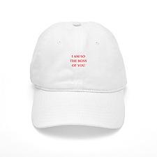 boss joke Hat