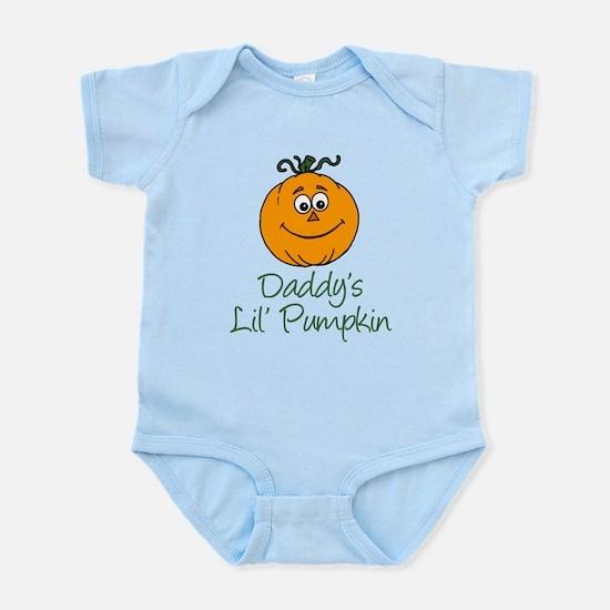 Daddys Little Pumpkin Infant Bodysuit