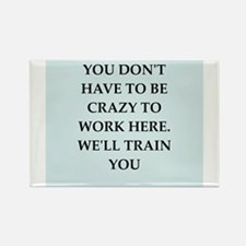 WORK2.png Rectangle Magnet (10 pack)