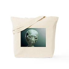 Secret UFO Videos Tote Bag