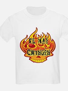 El Mas Chingon Skull T-Shirt