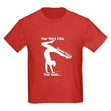 Gymnastics T-Shirt - Work Ethic