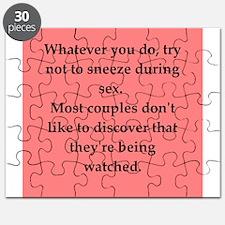 sex joke Puzzle